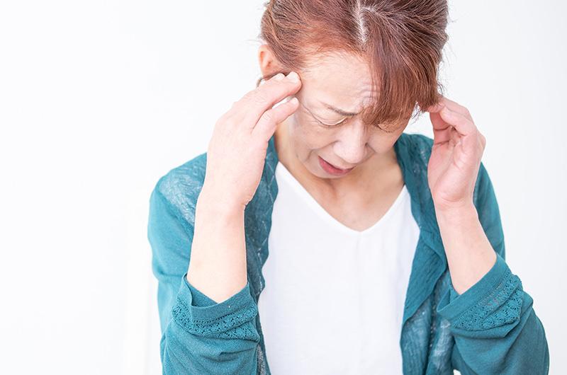 一次性頭痛と二次性頭痛
