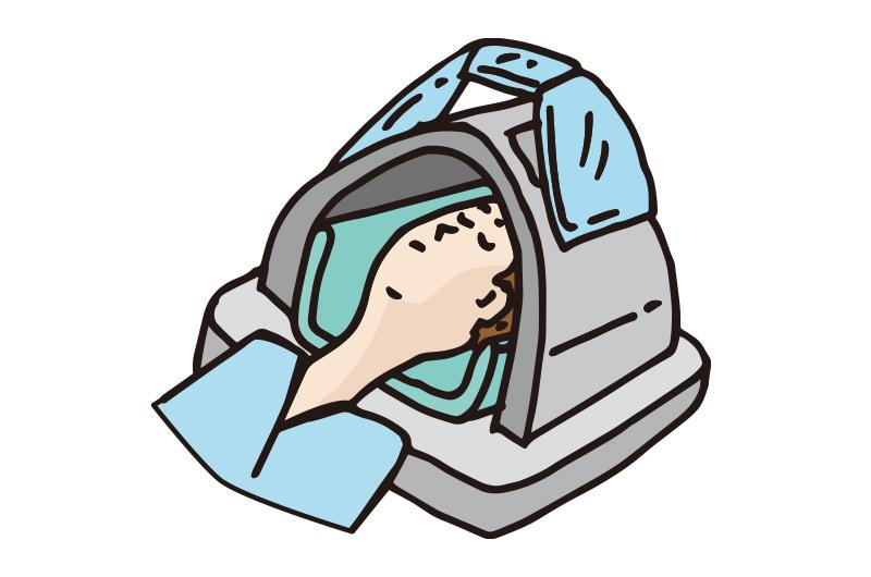 オープン型MRIを設置
