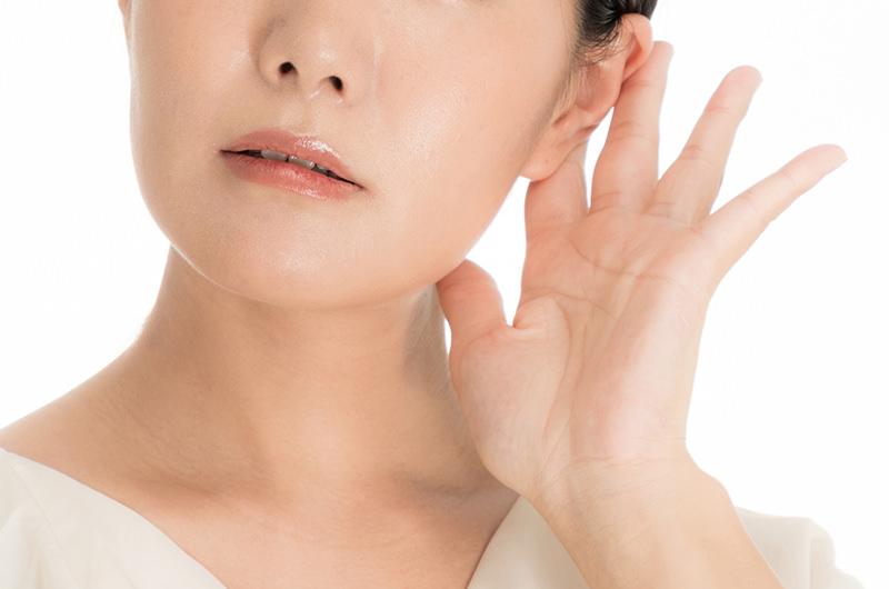 耳の病気だけが原因とは限りません